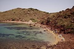 Playas de Cavalleria (boklm) Tags: spain menorca 201607 fuji100t