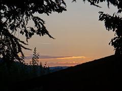 DSC00896 (clmencevack) Tags: night summer sun black nuit garden sunrise trees