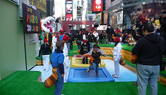 Custom-Pop-Up-Structures (ProductionsNewYork) Tags: timhayes nintendo productionsny eventproduction newyork timessquare producer