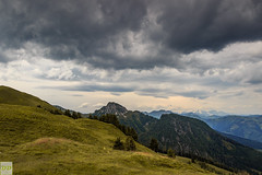Rain-laden (Double.D - Photography) Tags: rain regen clouds cloud wolken wolke landscape landschaft mountains berge austria sterreich hiking explore outdoor outside doubled canon canon600d sigma sky himmel 1750mm wiese meadow trees bume grasland gebirge