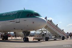Aer Lingus FTE (9) (crgmry) Tags: aerlingus fte aerlingusfte airbusa320 a320 aeropuertodejerez jerez aeropuerto airport jerezairport flighttrainingeurope passengersdisembarking