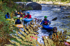Below the Dumplings (Gary/-King) Tags: 2016 jamaica kayak vermont waterrelease raft september westriver whitewater