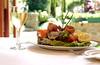 restaurant greenhills lobster_salad