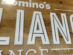 909. Italiano (thatianbloke) Tags: italiano uppercase sansserif