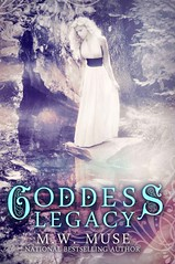 Goddess Legacy (CoverReveals) Tags: paranormal fantasy romance