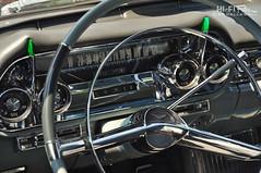 Chrome Cabin (Hi-Fi Fotos) Tags: cadillac eldorado chrome vintage american luxury excess shine dash interior steering wheel gauges cockpit antique mechanical beauty classiccar gm nikon d5000 hififotos hallewell