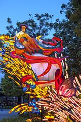 Mid-Autumn Festival @ Gardens by the Bay - Stories of the Moon (gintks) Tags: gintaygintks gintks singapore singaporetourismboard gardensbythebay changer bluehour lanterns lanternfestival giantlanterns yoursingapore exploresingapore