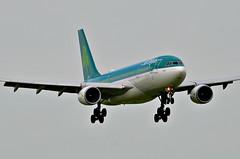 Aer Lingus A-330 landing at Dublin (Allan Durward) Tags: dublin eire ireland dublinairport republic airbus a330 aerlingus irish airbusa330 eidw