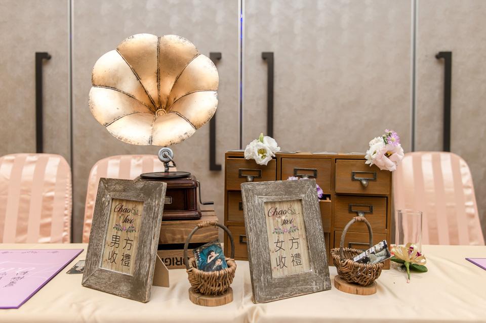台南婚攝 情定婚宴城堡永康館 婚禮紀錄 C & V 100