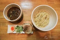 KCHE 010 (crazybluepanda) Tags: japan ramen tsukemen   dipping noodles