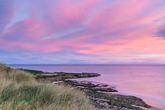 Dawn Sky at Hopeman (Geoff France) Tags: dawn sunrise moray moraycoast hopman covebay cove scotland highlands scottishhighlands landscape scottishlandscape