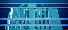 Urban being (Blas Torillo) Tags: puebla méxico mexico arquitectura architecture edificio building reflejos reflections azul blue fotografíaurbana urbanphotography fotografíaenlacalle streetphotography ventanas windows líneas lines vidrio glass fotografíaprofesional professionalphotography fotógrafosmexicanos mexicanphotographers nikon coolpix p500 nikonp500 coolpixp500 nikoncoolpixp500