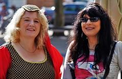 Nicola & Melissa (dlanor smada) Tags: aylesbury bucks tudor portraits