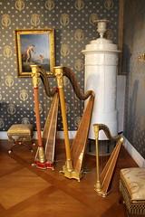 Harps (just.Luc) Tags: musicalinstruments harps munich mnchen residenz bavaria bayern bavire beieren deutschland duitsland allemagne germany