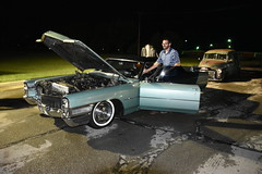 2016-09-16 21.32.31 (neals49) Tags: car show ottawa kansas forest park ol marais river run knight ls cadillac coupe deville franklin county otrg lm7 chevrolet swap
