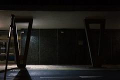 Act Like You Are Supposed To Be Here (J_Care) Tags: 2016 canon croydon meetup nightphotography night nightwalk canon5dmarkiii tamron2470f28vcusd tripodbackinthegame followmeontwitterjcarephoto nowoninstagramjcarephoto light solitude urbanisolation