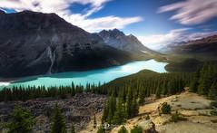 Bow Summit | Canada (fran.llano) Tags: canada landscapes paisajes lake bowsummit summit travel longexposure