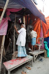 kolkata 5 - 84 (Rajesh_India) Tags: india west religious god kali religion goddess idol ritual indians utsav kolkata bengal calcutta durga 2012 durgapuja godess bengali ghat westbengal bangali kumartuli kumartoli kumortuli