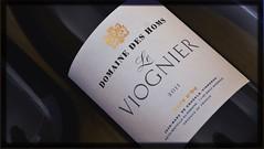 Domaine des Homs, Viognier, 2011, Pays d'Oc (Discover Carcassonne & tous les Trésors de l'Aude) Tags: white france wine south des vin aude sudfrance languedoc homs sud vins domaine wines