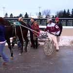 33 - race 11 - Sister Karen w/ Terry Tomlin in the winner's circle thumbnail
