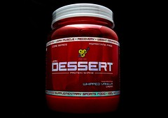 BSN Lean Dessert (Daniel E Lee) Tags: canon dessert health fitness lighttent canonef1740mmf4lusm protein speedlite bsn offcameraflash 550d strobist t2i canon430exii kissx4 leandessert whippedvanilla photosbydlee photosbydlee13