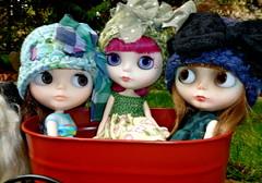 Aurora ~ Traveling Blythe