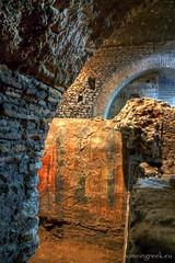"San Crisogono, basilica paleocristiana • <a style=""font-size:0.8em;"" href=""http://www.flickr.com/photos/89679026@N00/8085153408/"" target=""_blank"">View on Flickr</a>"