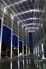The Network Rail Building (SAM Images) Tags: city station centre area milton keynes mkphotowalk2012