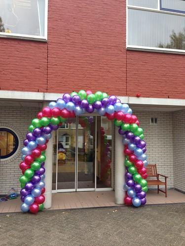 Ballonboog 7m ASVZ Rotterdam