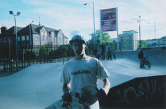 Theo Batchelor @ High Wycombe Skatepark (old_skool_paul) Tags: life street camera new blue autumn winter party summer england colour london sports beer fashion portraits lens cool lomo lomography october fuji photographer action weekend extreme feel grain hipster smiles lifestyle style guys fresh sneakers diamond iso plastic sidewalk negative crew converse 200 only skateboard blogspot late vans skater uni washed hip huf dye adidas expired 2008 bucks filming tone liability skateboarder supreme disposable thrasher dialy insta snapback hufdirtbag