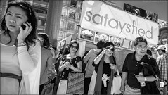 Are you Sataysfied? (Keith Chastain) Tags: sanfrancisco street blackandwhite bw nikon streetphotography d800 keithchastain