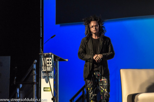 AOL's Digital Prophet David Shing - Web Summit 2012 (Dublin)