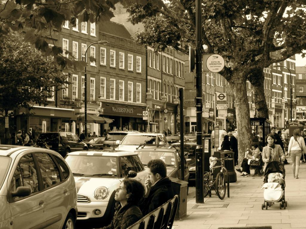 Hampstead London by Tortofty, on Flickr