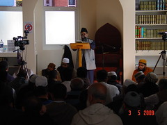 """Masjid Umar Inauguration Event • <a style=""""font-size:0.8em;"""" href=""""http://www.flickr.com/photos/88854999@N07/8101251337/"""" target=""""_blank"""">View on Flickr</a>"""