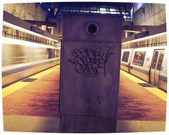 Bake Ames Ceks (White Lightning 1) Tags: graffiti bay baker area be ames bake nbk bakes ceks
