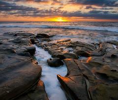 Sunset La Jolla (mojo2u) Tags: ocean california sunset sandiego lajolla nikond700 nikon28300mm drapervillas