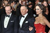 Ralph Fiennes, Daniel Craig and Berenice Marlohe Royal World Premiere of Skyfall held at the Royal Albert Hall - London, England
