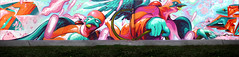 ... (BREakONE) Tags: black wall angel dark effects graffiti hungary break character spray event colored rooster sux 2012 cfs gyor breakone gsby