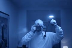 IMG_0081 (Dan Correia) Tags: reflection house me selfportrait infrared strobe flash hammerheadflash sunpak nocto400 canonef50mmf14usm topv111 topv333 topv555 15fav topv777