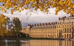 Fontainebleau (@lain G) Tags: france architecture iledefrance fontainebleau constructions seinemarne chteau
