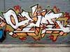 In Toronto -- Osker (LoisInWonderland) Tags: toronto canada graffiti osker torontograffiti canadiangraffiti