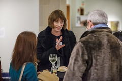 010313_9116_MAM First Thursday (Montclair Art Museum) Tags: art museum paper gallery nightout nj free latenight workshop activity montclair combat veteran georgiaokeeffe artworkshop montclairartmuseum sayawoolfalk veteranart mamfftn freefirstthursdaynights combatpapernj