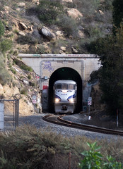 Santa Susana Pass Amtrak (0312) (DB's travels) Tags: sanfrancisco california railroad amtrak tempcrr