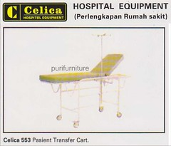 CELICA HOSPITAL EQUIPMENT 553 PATIENT TRANSFER CART (Celica Hospital Equipment) Tags: truck hospital bed cabinet furniture trolley interior side screen equipment oxygen laundry instrument cylinder medicine pan bedside cart urinal position fowler rumah floorlamp medicinecabinet sakit puri dressingtable peralatan gynaecology hospitalequipment examiningtable babycot bedsidecabinet mebel bowlstand perlengkapan utilitycart instrumenttable invalidchair infusionstand overbedtable deliverybed purifurniture instrumentcabinet peralatanrumahsakit steelbunkbed wardbed patienttransfercart hospitalfowlerpositionbed cabinetforbaby plastertrolley mediward treatmentchair bassinetbed oxygencylindertruck utilitytrolley dressingcart foodcarriage instrumentcarriage sidebedtable bowlstandsingle bowlstanddouble