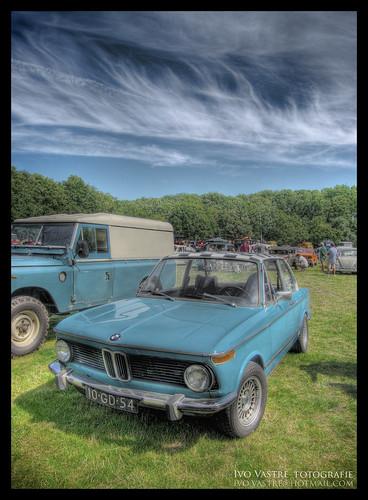 BMW 2002 automatic 1975