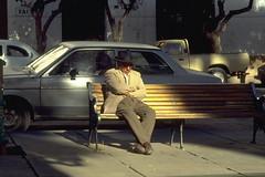 Bolivia, Sucre, 1992 (Foooootooooos) Tags: street bolivia rue bolivien sucre bolivie nikonfg ektrachrome