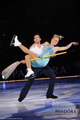 Nicole Bobek & Ben Agosto