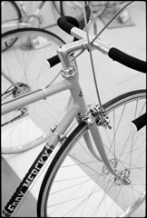 Falcon Merckx 03 (Chris Protopapas) Tags: newyorkcity bicycle nikon falcon campagnolo eddymerckx cinelli kessels