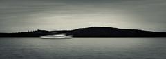SS Suomi Evening Cruise (@Tuomo) Tags: longexposure summer blackandwhite bw panorama lake finland evening nikon ship nik toned kesä 2470mm päijänne laiva blackwhitephotos d700 silverefex