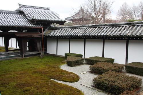 東福寺方丈庭園